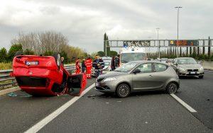 ถ่ายภาพอุบัติเหตุที่เกิดขึ้น
